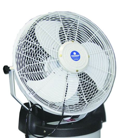 Portable Patio Misting Fans by Versamist Portable Misting System Pvm18lc