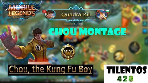 chou mobile legend mobile legends chou montage lifesteal item build