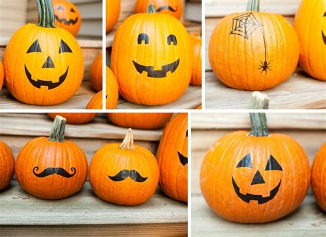 pumpkin design ideas without carving all things katie marie 60 no carve pumpkin decorating ideas