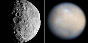 Ceres and Vesta Converge in the Sky on July 5: How to See It