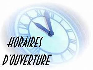 Horaire D Ouverture Gifi : horaires d 39 ouverture services et conciergerie privee ~ Dailycaller-alerts.com Idées de Décoration