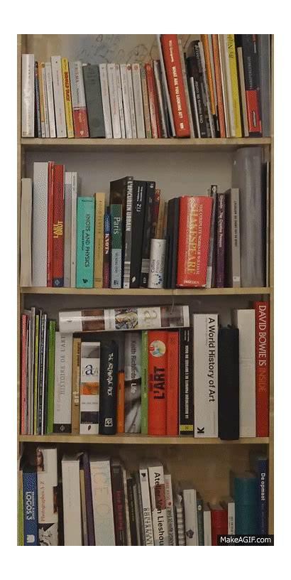 Bookshelf Designblog Shelf Organising Cat Rietveldacademie Nl