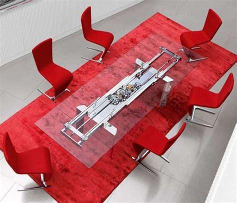 modern mechanized furniture astrolab dining table