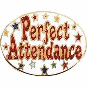 Attendance Award Pin - Glitter Stars | Anderson's