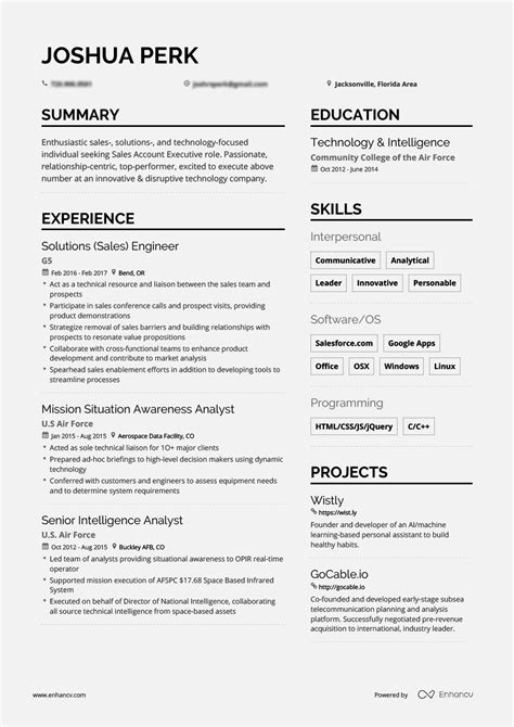 exles of resume formats resume definition live resume