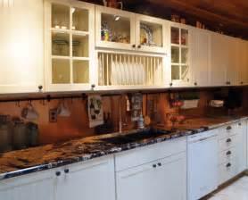 kitchen copper backsplash copper backsplash copper kitchen backsplash