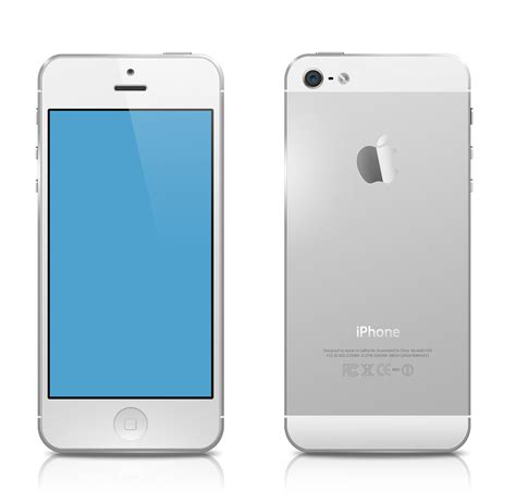 white iphone 5 simon