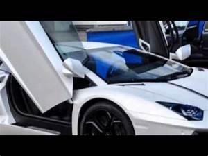 Glorious light blue Lamborghini Aventador Roadster DMC ...