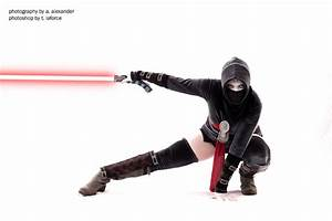 Asajj Ventress Star Wars Cosplay