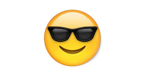 porte carte de visite de bureau autocollant d 39 emoji de lunettes de soleil zazzle fr