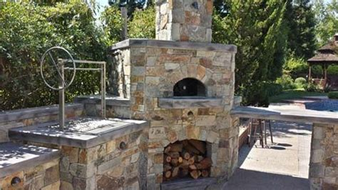 outdoor kitchen pizza oven design pizza oven outdoor barbecue island search 7243