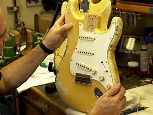 Fender begins work on Malmsteen replica | blank | Guitar ...
