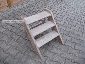 Kleine Treppe Kaufen : alte kleine holz treppe hilfstreppe ~ Lizthompson.info Haus und Dekorationen
