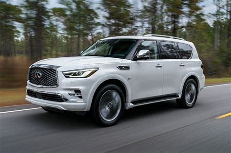 2018 Infiniti QX80 First Drive Review %%sep%% %%sitename%%
