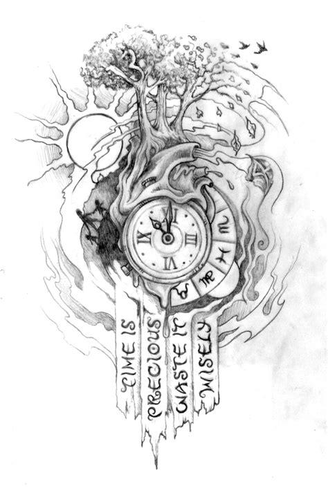 Tree of Life   Tattoo ideas   Time tattoos, Hand tattoos, Life tattoos