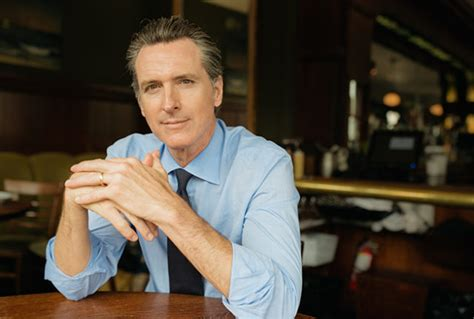 edlection gavin newsom answers questions