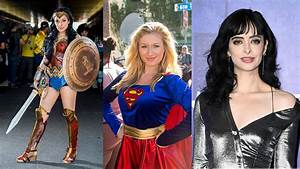 The, Most, Popular, Female, Superhero, In, Each, State