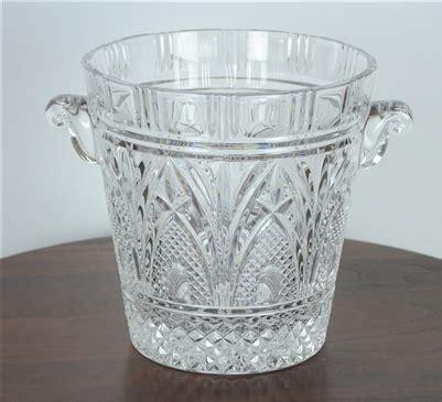 Shannon 24 percent Lead crystal ice bucket