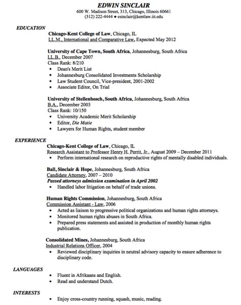 How To Right A Cv Template by Pin By Latifah On Exle Resume Cv Resume Exles