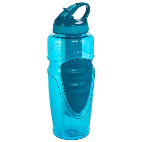 cool gear blue  oz ez freeze gel insulated solstice water sports bottle  ebay