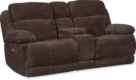 dual recliner loveseat with console monte carlo dual power reclining sofa reclining loveseat