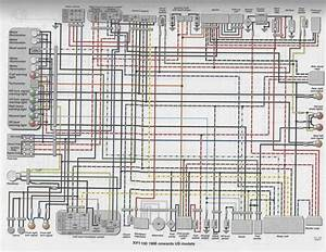 Virago 1100 Wiring Diagram For
