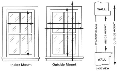 how to measure windows for blinds measuring tips blind and shade factory