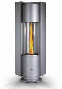 Poele A Granules Design Contemporain : cera p1 flammes de jade po le chemin e thermopo le ~ Premium-room.com Idées de Décoration