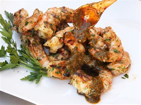 how to grill shrimp pair your grilled shrimp with chermoula for a quick and easy supper serious eats