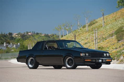 Buick Grand National 1987 by 1982 1987 Buick Grand National Top Speed