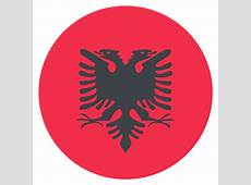 Flag Of Albania Emoji for Facebook, Email & SMS ID