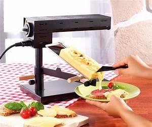 Idée Raclette Originale : appareil raclette originale avec fromage entier ~ Melissatoandfro.com Idées de Décoration