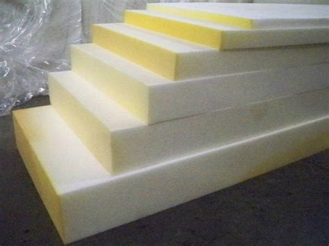 standard high density upholstery foam mediumsoft firmness