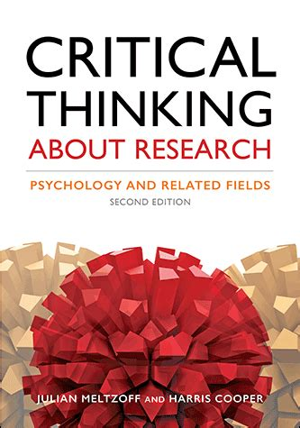 critical thinking  research psychology  related