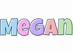 Megan Logo | Name Logo Generator - Candy, Pastel, Lager ...