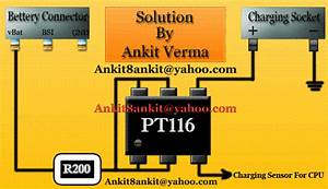 New China Charging Ic Pt116  100  Tested Solution
