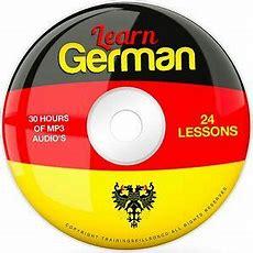 Learn To Speak Basic German Language Audio Mp3 + Ebook Lessons Pdf On Cd Ebay