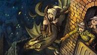 『魔龍寶冠』玩後感(微據透) - dark22234的創作 - 巴哈姆特