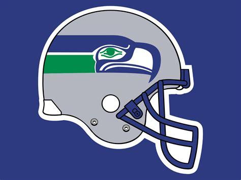 seattle seahawks original logo  image