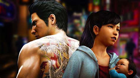 yakuza   song  life  landed  playstation
