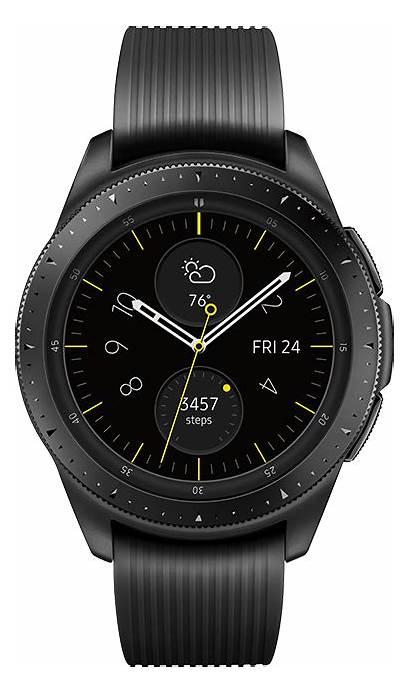 Galaxy Samsung 42mm Midnight Smartwatch Att Watches