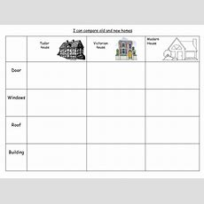 Comparing Old And New Homes By Misspkaur  Teaching Resources Tes