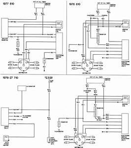 Nissan 910 Wiring Diagram