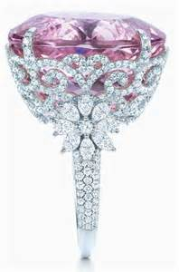 and co engagement ring 25 29 carat kunzite and ring by sparkly ring bling engagement