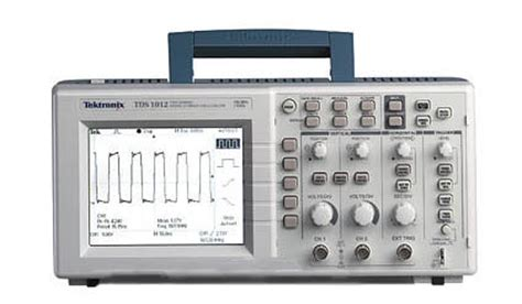 Tektronix TDS1012 - Digital Oscilloscopes