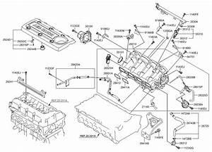Hyundai Engine Diagram