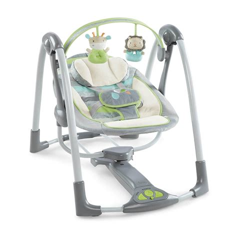 Best Portable Baby Swing With Ac Adapter 2017 [lightweight