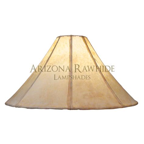 large table l rawhide shade arizona rawhide leather lshades for less