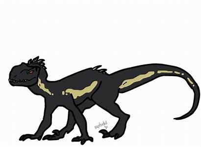 Deviantart Indoraptor Raptorkil Indo Jurassic Dinosaur Drawing