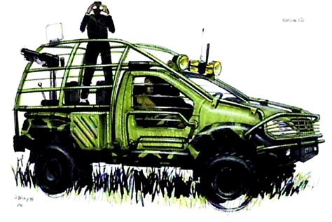 The Lost World Jurassic Park Logo The Lost World Truck By Chicagocubsfan24 On Deviantart